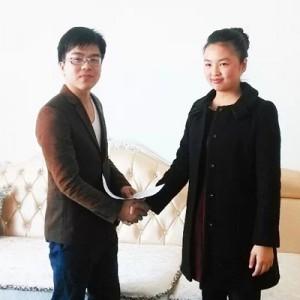 以湖南卫视为投放平台,百妍微广告合作协议顺利开启