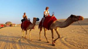 迪拜黄金之城-—4K高清视频素材免费下载