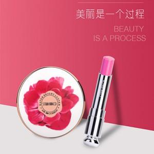 裸瑟化妆品CC霜、口红微商图及详情页设计