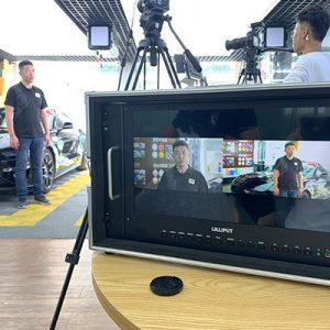 3M宜贴汽车贴膜视频拍摄