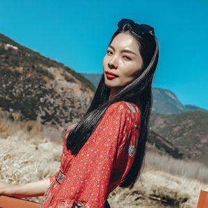 韩氏娜多环游世界之旅第七站-云南丽江